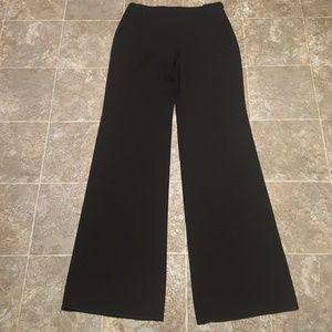 Christian Lacroix pants sz 38 black wool, EUC!
